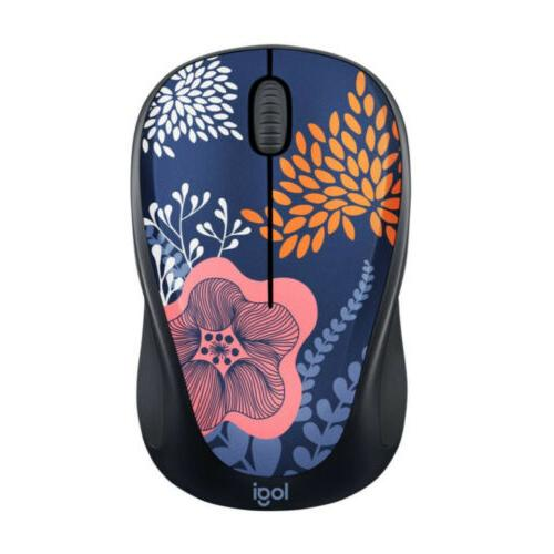 Logitech M325C Color Collection Wireless Mouse