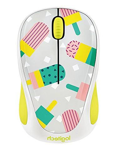 Logitech M325c Wireless Mouse 910-004467 Party Collection