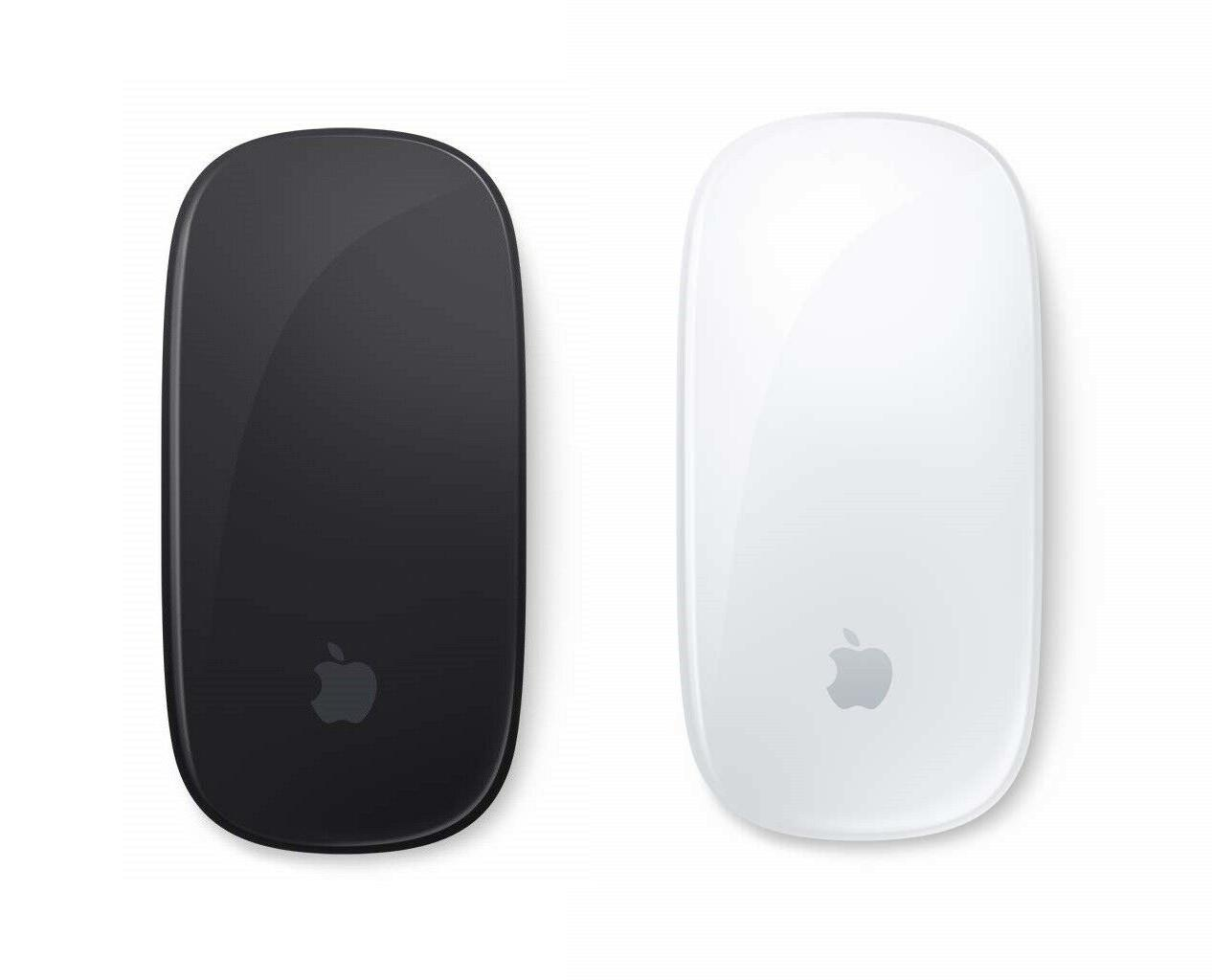 magic mouse 2 wireless rechargable space gray