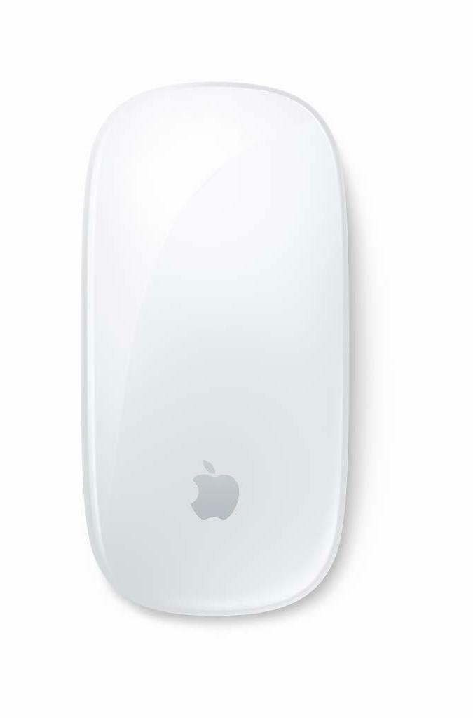 Brand New Apple Wireless Magic Mouse 2   Silver   Rechargeab