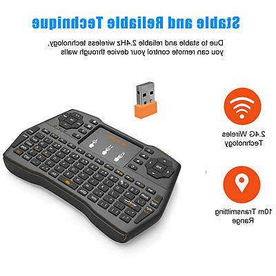 2.4G Touchpad Android PC Laptop