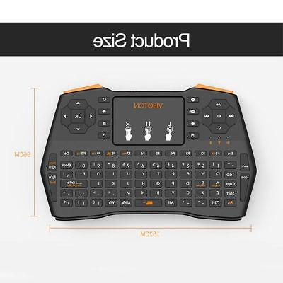 EEEKit 2.4G Mini Keyboard Touchpad Combo for Android PC