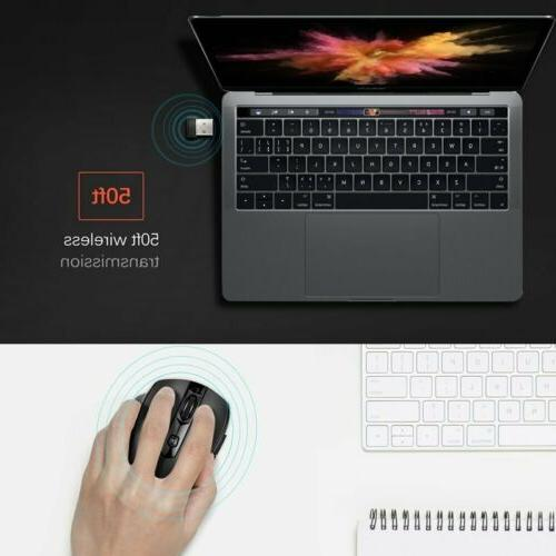 VicTsing Mouse Mice + Laptop MAC
