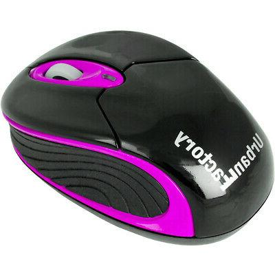 mouse wireless bluetooth pink