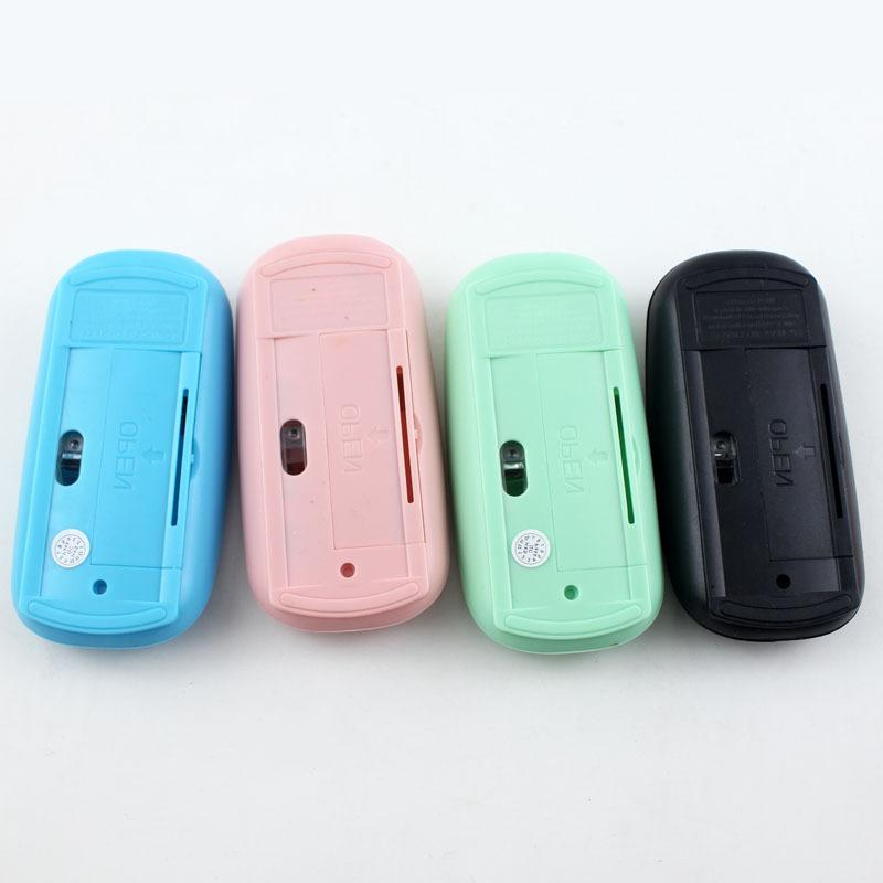 Multi-Colors Wireless Mouse 1000 DPI Mouse For Lenovo Asus Dell <font><b>HP</b></font> MacOS <font><b>Laptop</b></font> Computer
