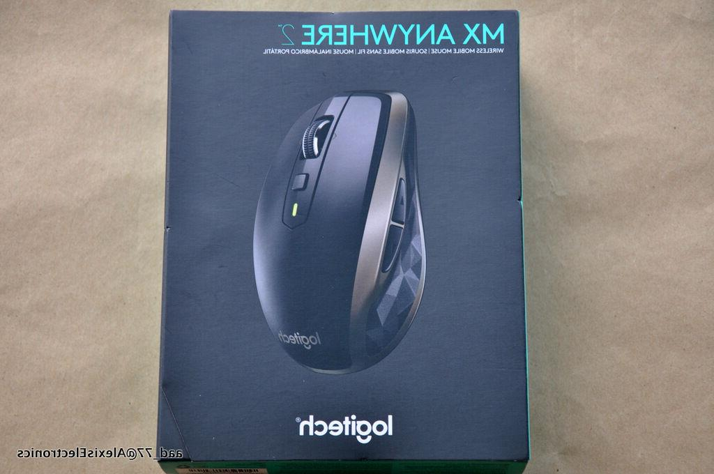 Logitech Mouse - Darkfield - Wireless - USB dpi - Tilt - Symmetrical