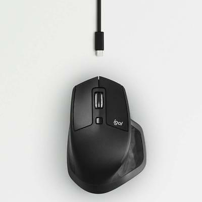 Logitech MX Master Wireless Mouse Cross-Computer