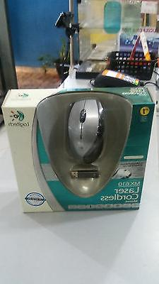 Logitech MX Revolution Cordless Laser Mouse - Laser - USB