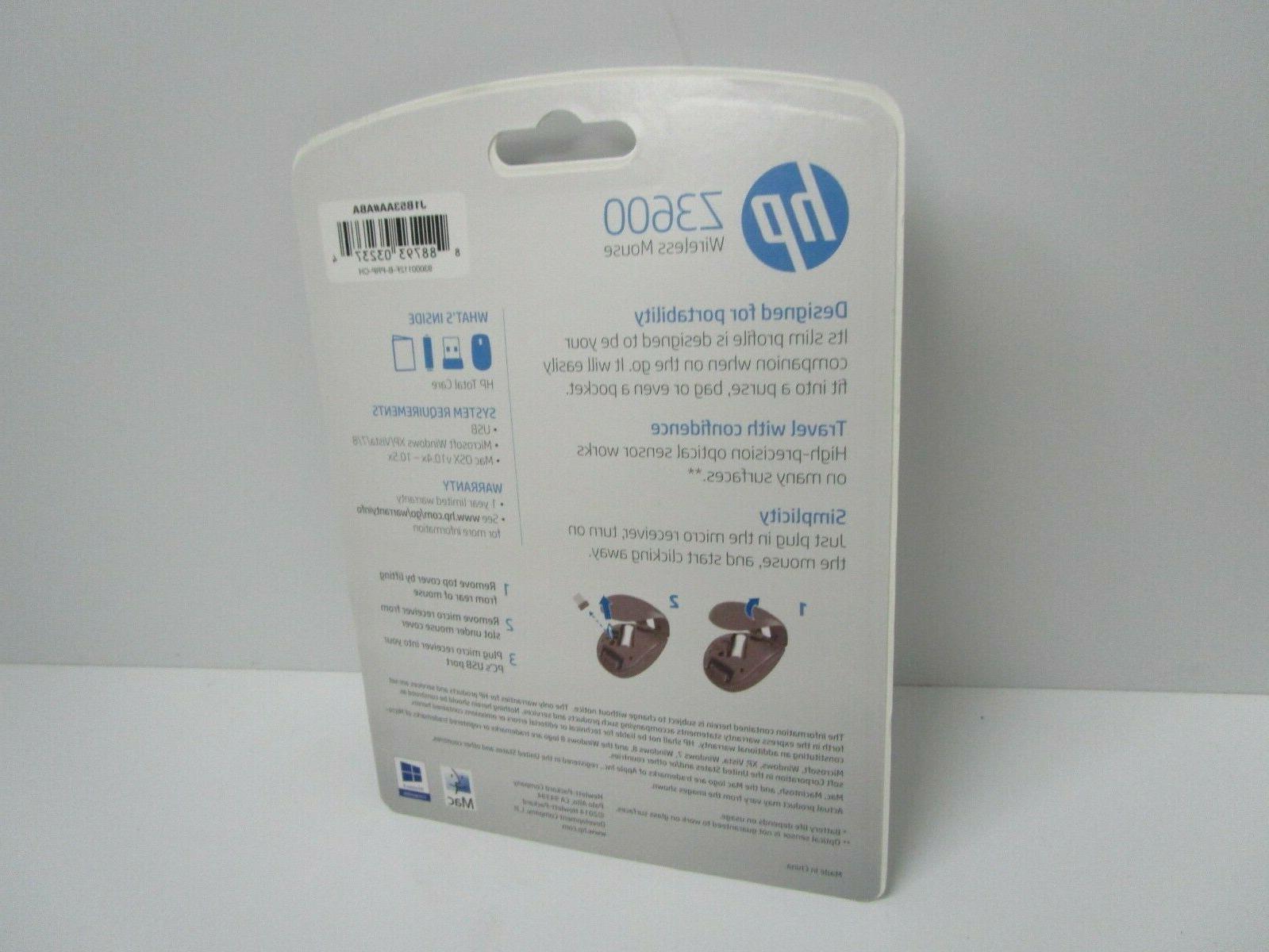 New Sealed HP Z3600 Wireless - J1B53AA#ABA