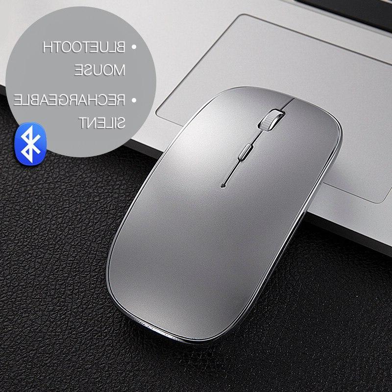New Silent Bluetooth <font><b>Mouse</b></font> for Mac Asus Acer <font><b>Wireless</b></font> <font><b>Mouse</b></font> Optical Gaming