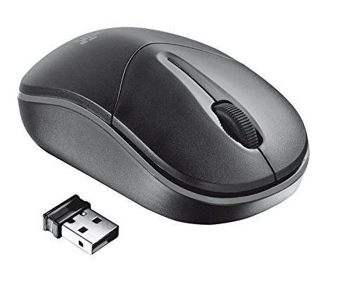 Trust Nola Wireless Keyboard & Mouse Bundle, 13