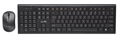 Trust Nola Keyboard & Mouse Bundle, Media