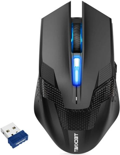 TeckNet Optical Programmable Wireless Gaming Mouse with USB