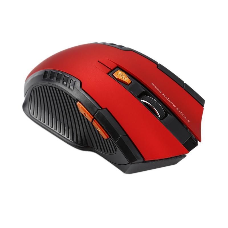 Professional <font><b>Wireless</b></font> <font><b>Gaming</b></font> for PC Computer <font><b>Mouse</b></font> USB Receiver
