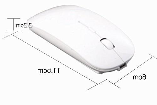 wireless optical USB receiver, mute mice,3 adjustable DPI for notebook, PC, computer, macbook