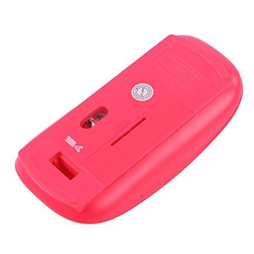 Red Wireless Optical DPI Switch