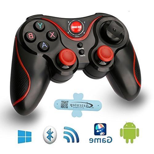 s3 bluetooth gamepad wire wireless
