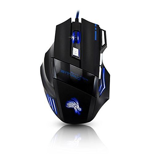 tyrannosaurus gaming mouse usb wired
