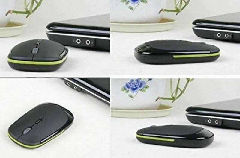 Ultra-Slim Mini USB Wireless PC Black