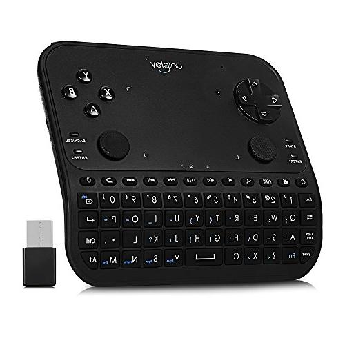 uniplay wireless mini keyboard six