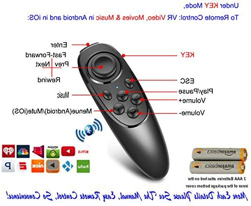 universal wireless gamepad remote