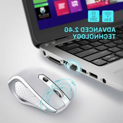 VicTsing 2.4G Wireless Mouse Mice