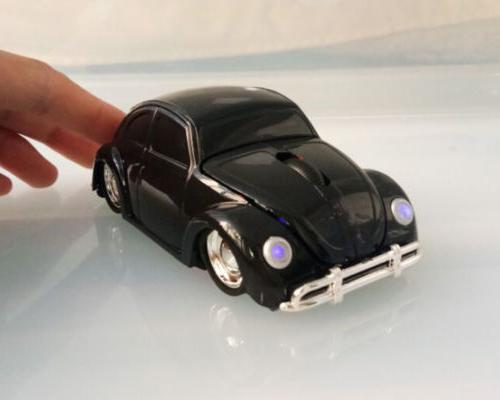 VW Classic Beetle wireless 2.4Ghz Computer Mice Receiver