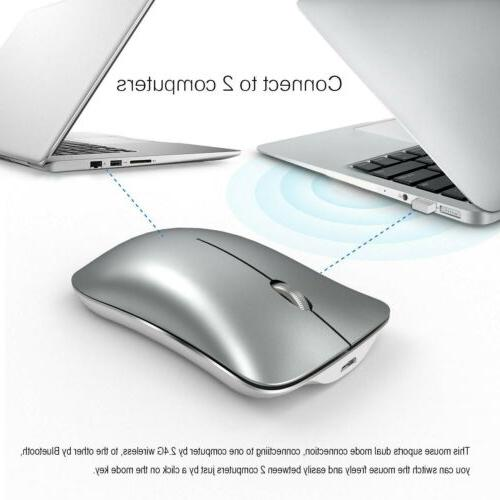 Wireless Mouse 2.4GHz Optical Laptop PC Tablet