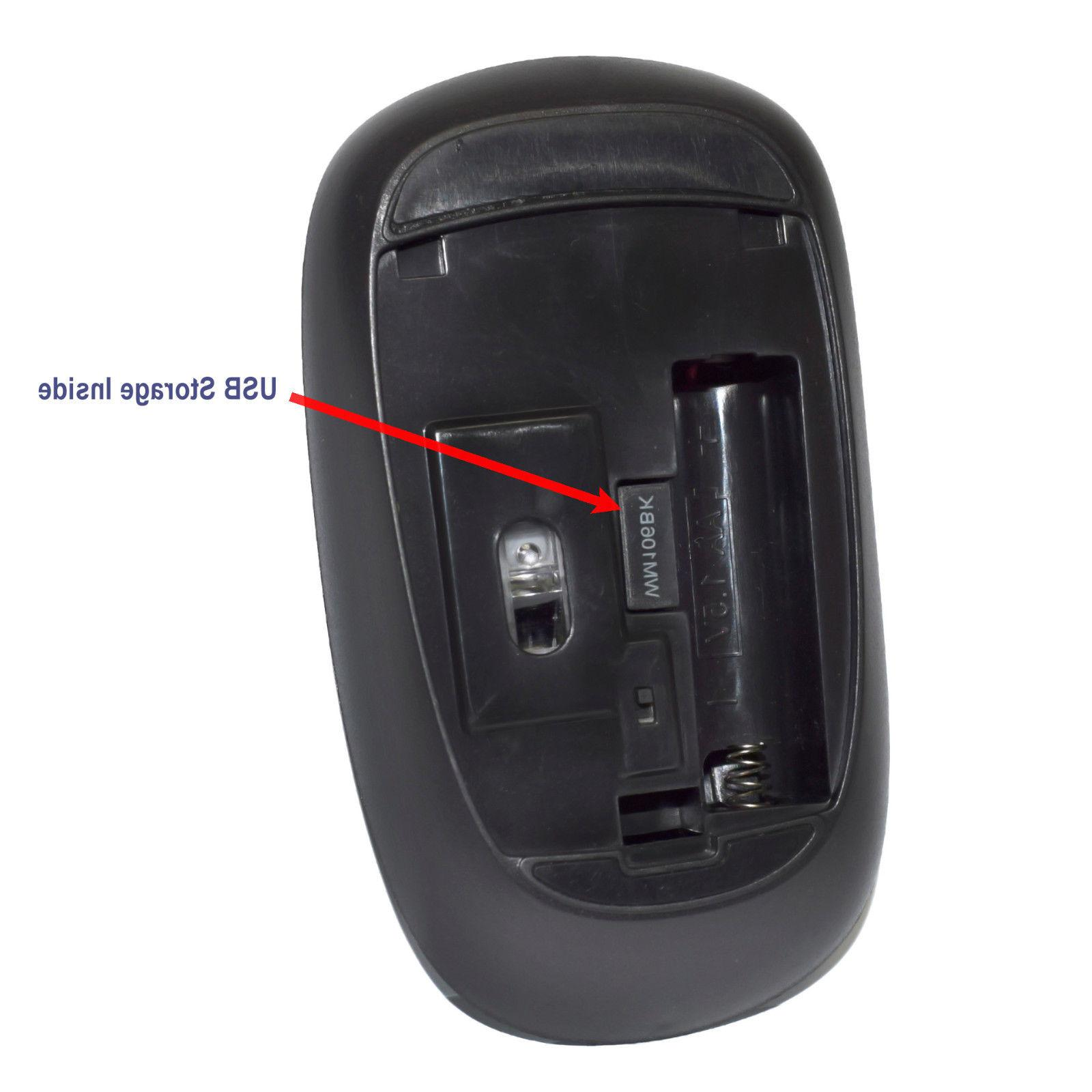 2.4GHz Cordless Mouse USB Receiver for PC