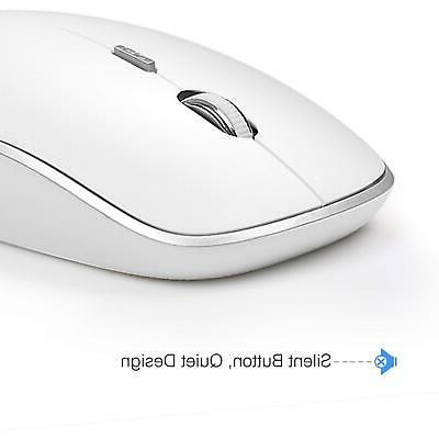 Wireless And Mouse Bundle Mac Apple Full 2.4G