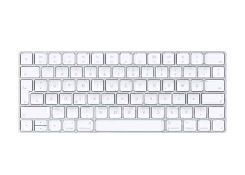 Apple Keyboard 2 -MLA22LL/A Magic Mouse -MLA02LL/A