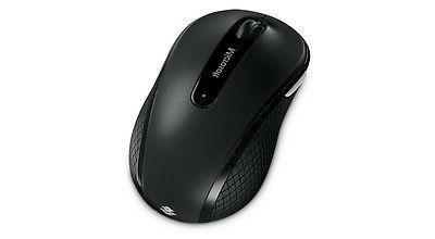 Microsoft Wireless Mobile Mouse 4000 - Wireless - Radio Freq