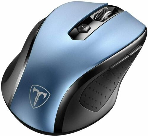 wireless mouse cordless dual mouse portable ergonomic