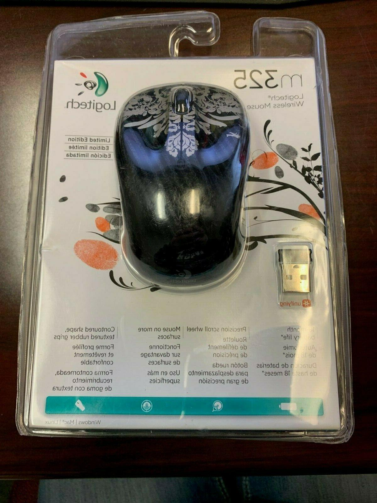wireless mouse m325 free shipping