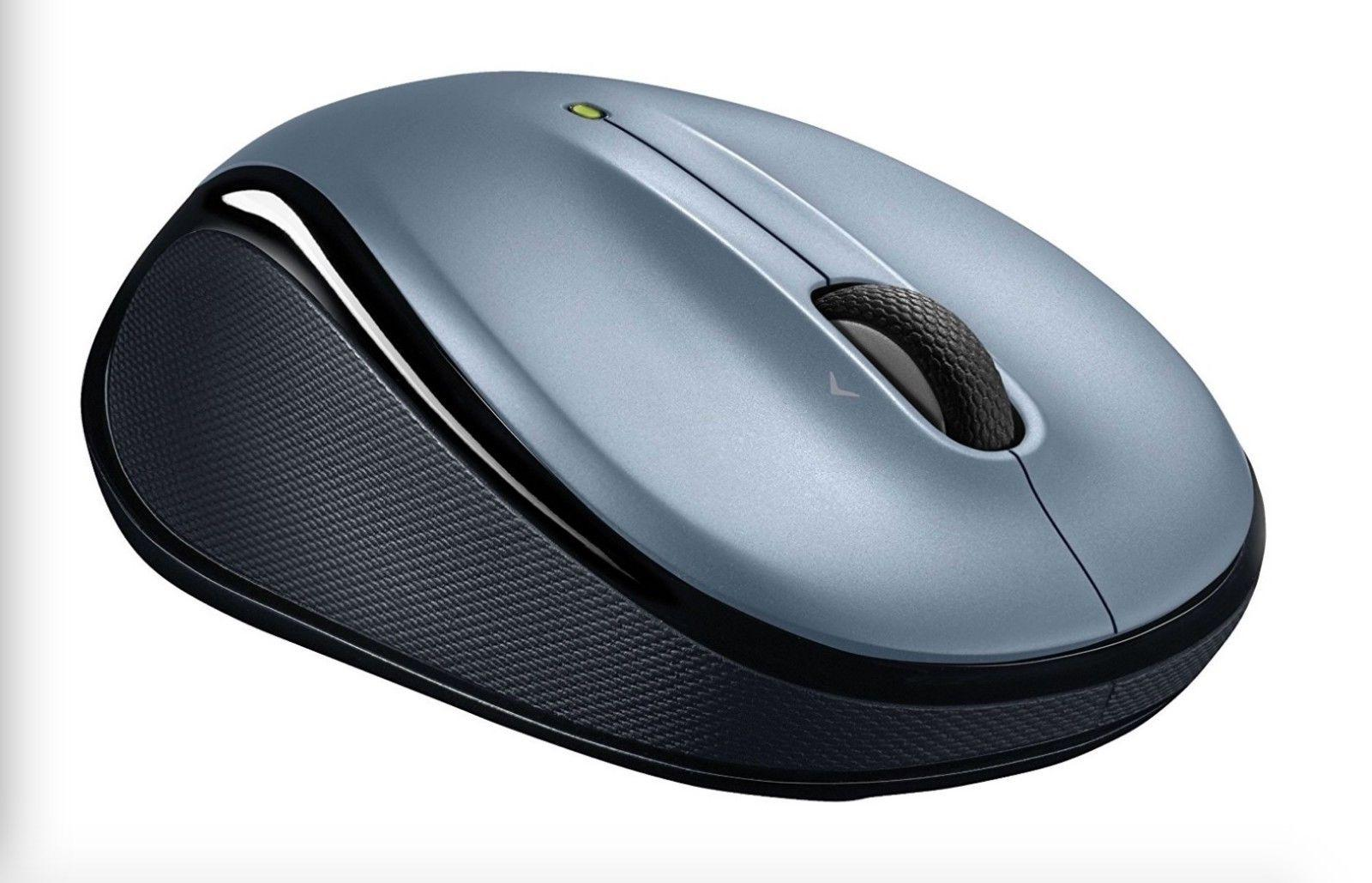 Logitech Wireless Mouse with Designed-For-Web