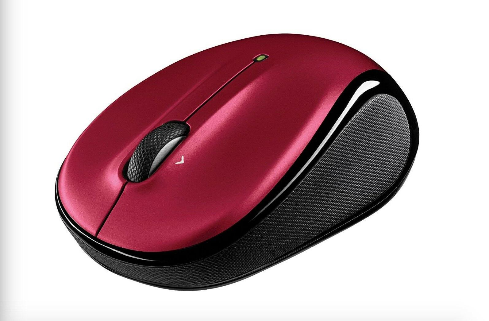 Logitech Wireless M325 with Designed-For-Web