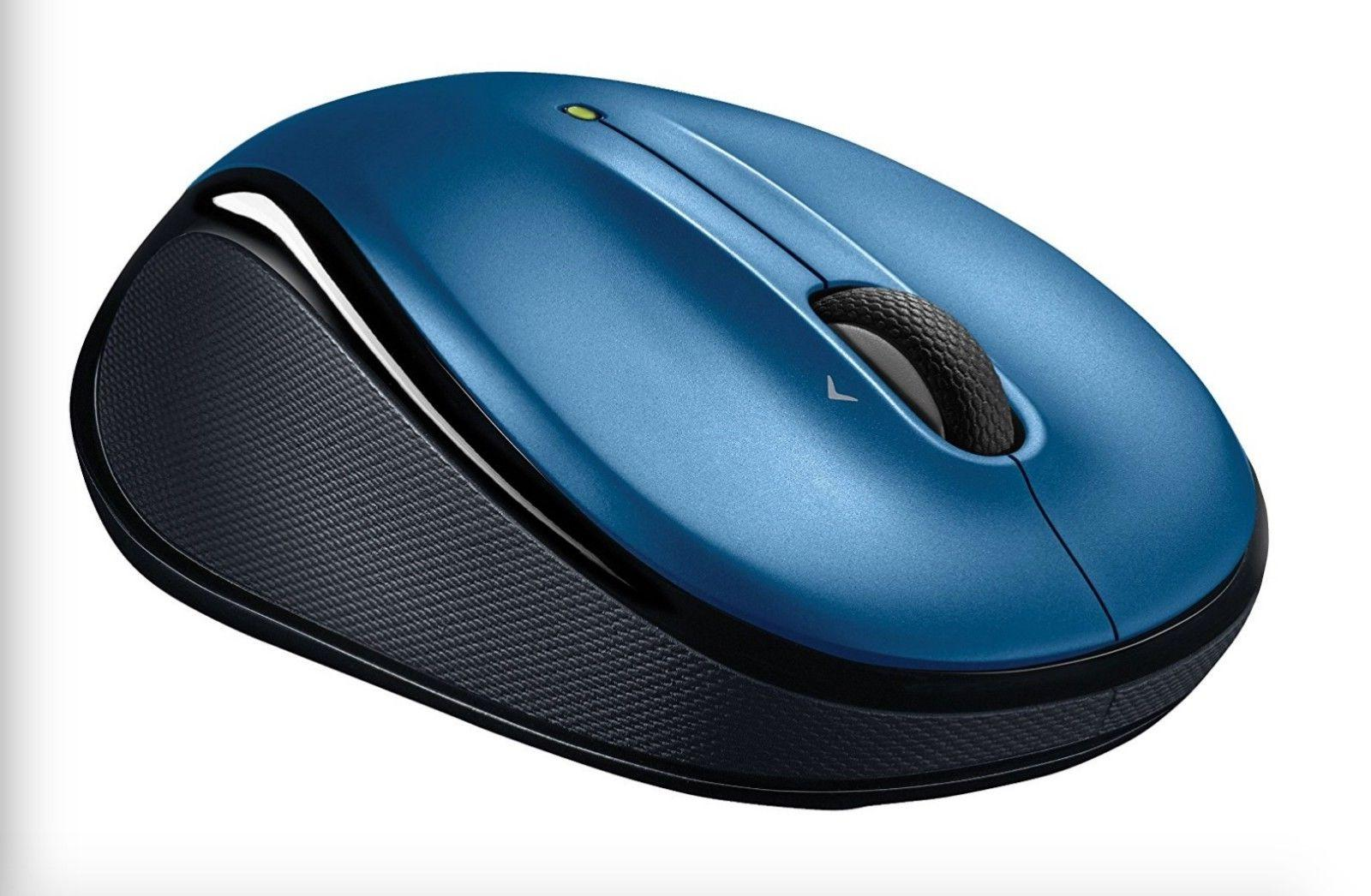 Logitech with Designed-For-Web Scrolling