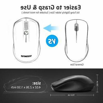 Wireless DPI Mice Receiver for