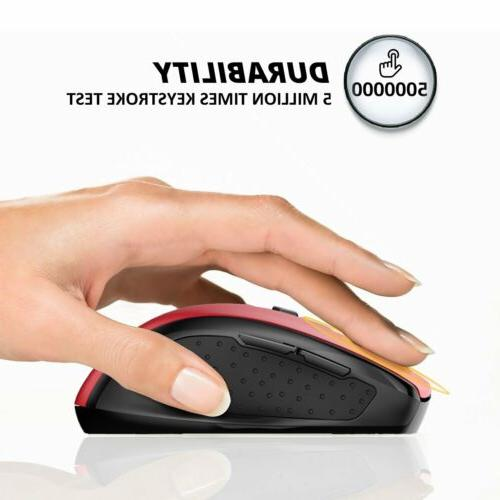 VicTsing 2.4GHz Wireless Optical Mouse 6 Mac