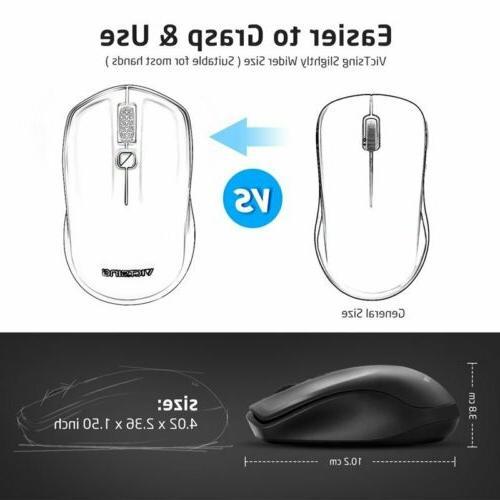 2.4GHz Optical Adjustable + USB