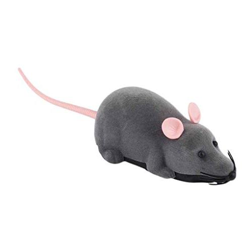 Loria Wireless Remote Mouse Funny Motion Mice Playing Cat