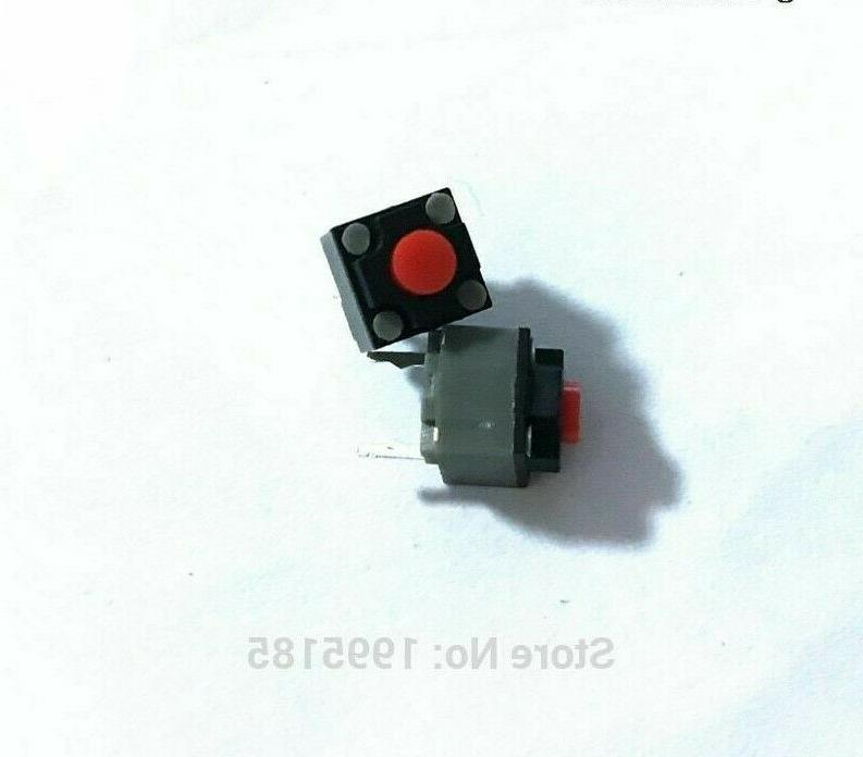 Wireless Switch Micro Mouse 2 Pins/Colors