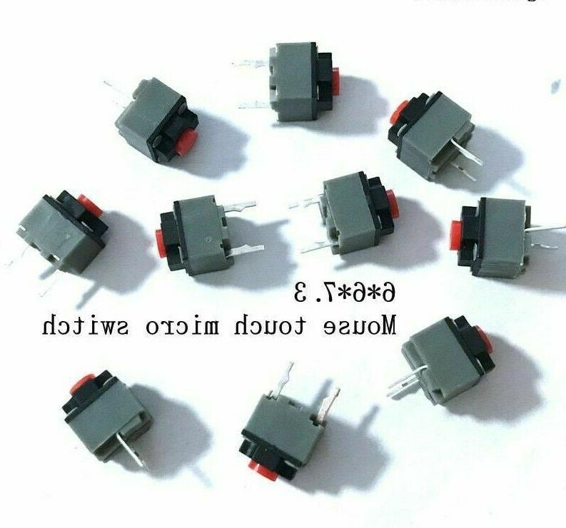 Wireless Micro Mute Mouse Switching 2