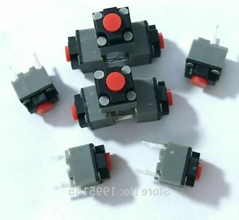 wireless switch lights button micro mute mouse