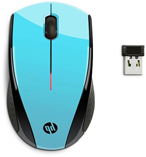 x3000 blue wireless mouse