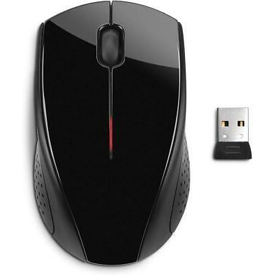 x3000 wireless mouse black metallic gray h2c22aa