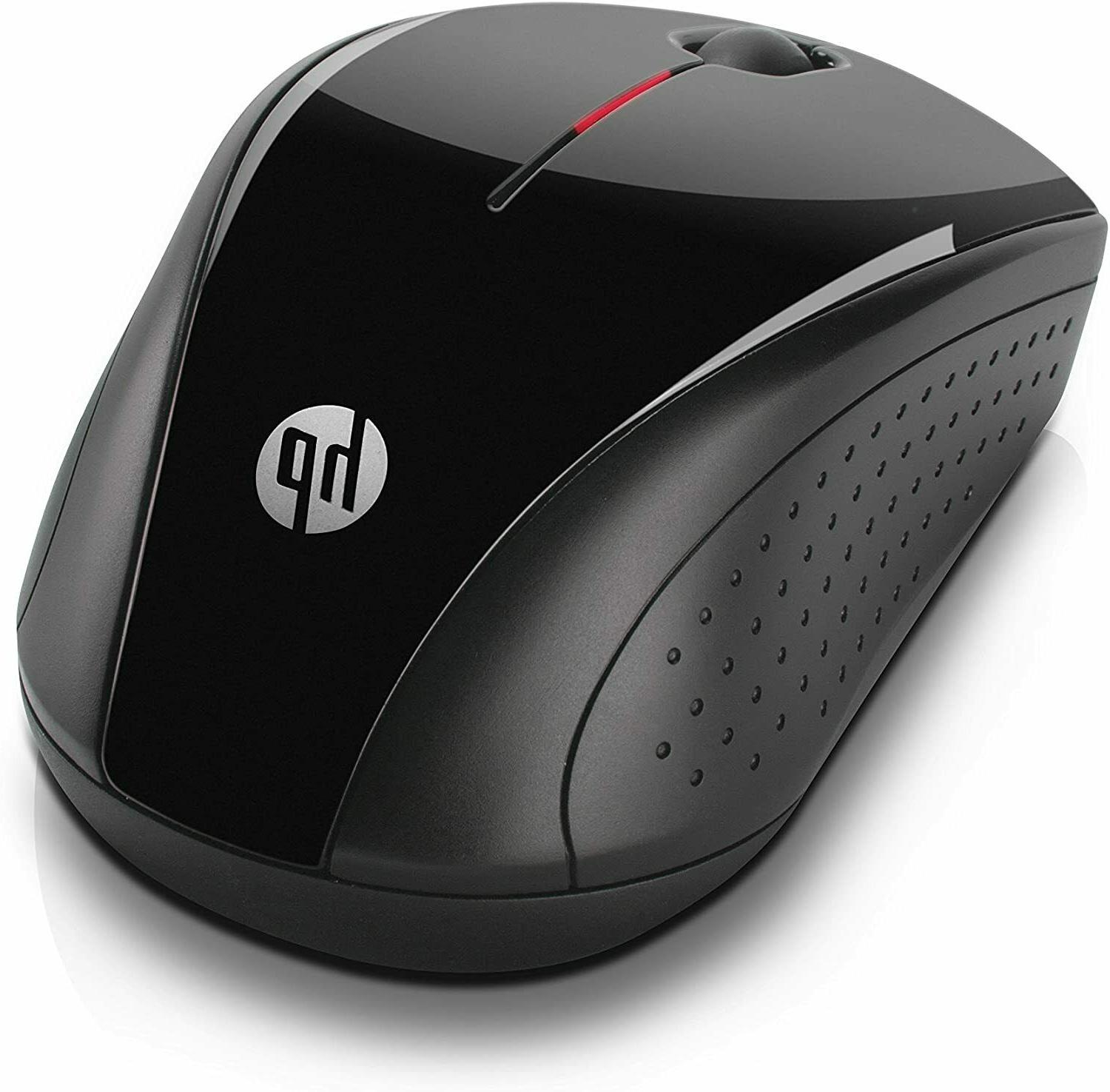 Brand New Sealed - HP x3000 Wireless Mouse, Black