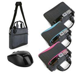 """VanGoddy Laptop Messenger Shoulder Bag for 13.3"""" Dell Inspir"""