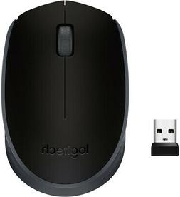 Logitech - M170 Mouse - Black