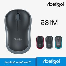Logitech M185 <font><b>Wireless</b></font> <font><b>Mouse</b